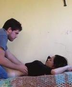 Liseli Türk Sevgili Gerçek İfşa