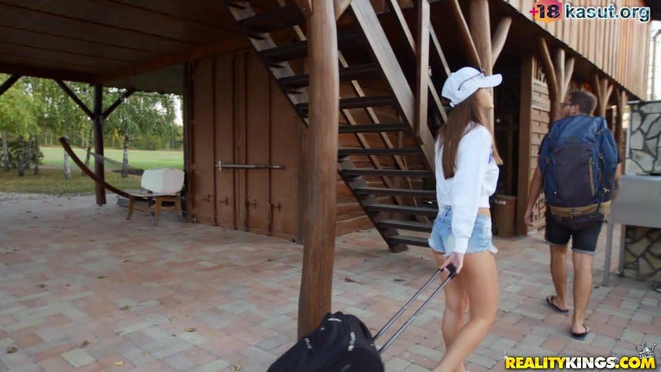 Sybil A – European Guy Fucks Stranger Girl In Cheap Hostel